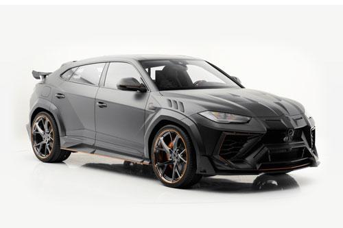 Lamborghini Urus độ Mansory.