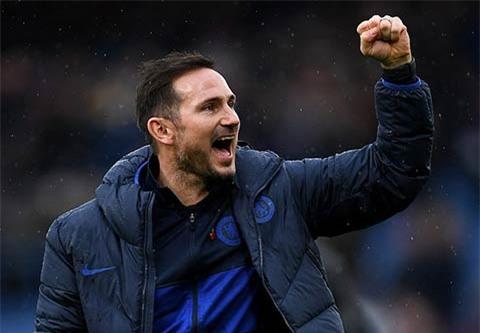 Không còn ai nghi ngờ năng lực của Lampard