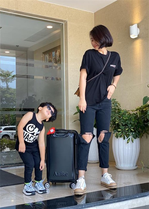 Ngam con trai dang yeu cua Ngoc Lan - Thanh Binh-Hinh-10