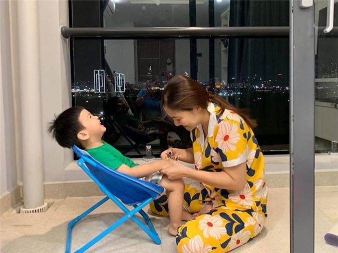 Ngam con trai dang yeu cua Ngoc Lan - Thanh Binh-Hinh-11