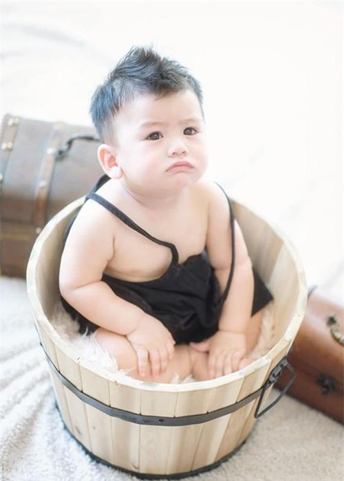 Ngam con trai dang yeu cua Ngoc Lan - Thanh Binh-Hinh-2