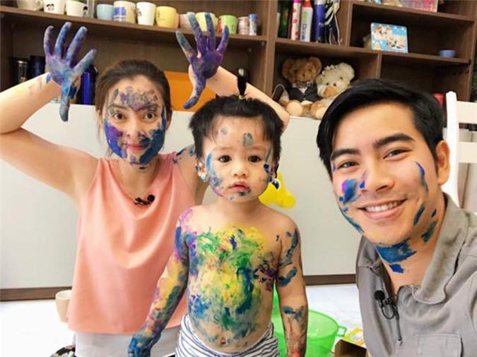 Ngam con trai dang yeu cua Ngoc Lan - Thanh Binh-Hinh-4