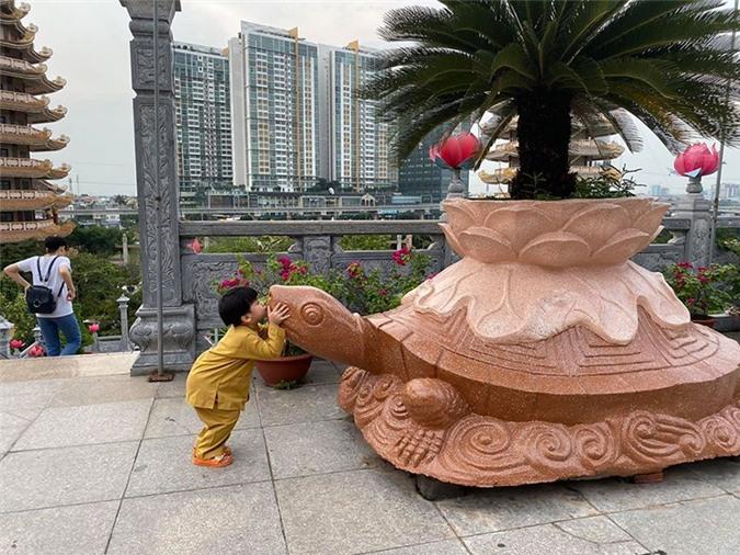 Ngam con trai dang yeu cua Ngoc Lan - Thanh Binh-Hinh-6
