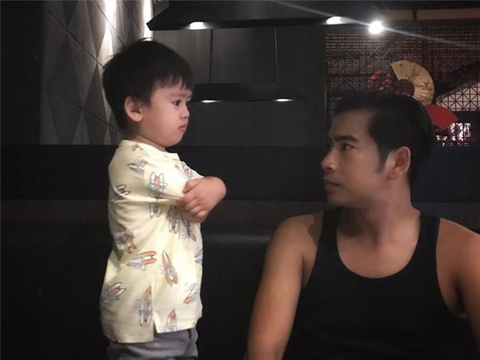 Ngam con trai dang yeu cua Ngoc Lan - Thanh Binh-Hinh-7