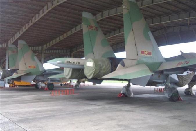 Su-27 va Su-30 Viet Nam bay bao nhieu gio moi nam, chi phi bay the nao?-Hinh-10