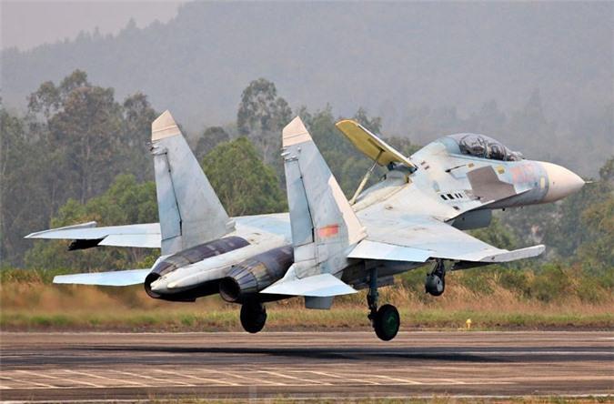 Su-27 va Su-30 Viet Nam bay bao nhieu gio moi nam, chi phi bay the nao?-Hinh-5