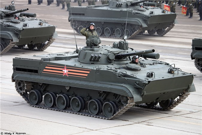Xe chien dau BMP-3 cang ban cang chay, Viet Nam co nen can nhac?-Hinh-3