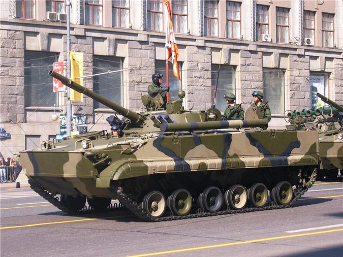 Xe chien dau BMP-3 cang ban cang chay, Viet Nam co nen can nhac?-Hinh-4