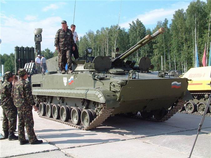 Xe chien dau BMP-3 cang ban cang chay, Viet Nam co nen can nhac?-Hinh-6