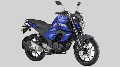 Yamaha FZ FI.