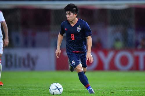 Ekanit Panya không thể tham dự SEA Games 30 cùng U22 Thái Lan vì chấn thương