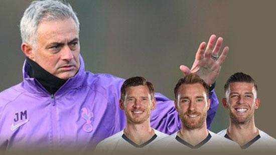 Tottenham hưởng lợi ích đầu tiên từ Mourinho