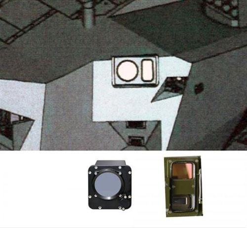Hệ thống gây nhiễu tên lửa thế hệ mới trang bị cho xe tăng T-14 Armata