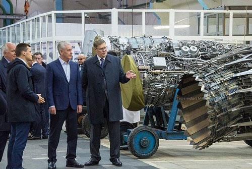 Hiện nay tiêm kích tàng hình Su-57 của Nga vẫn phải lắp tạm động cơ AL-41F1S vốn được phát triển cho chiếc Su-35S, việc sử dụng