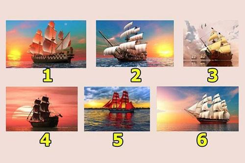 Bạn sẽ chọn chiếc thuyền nào?