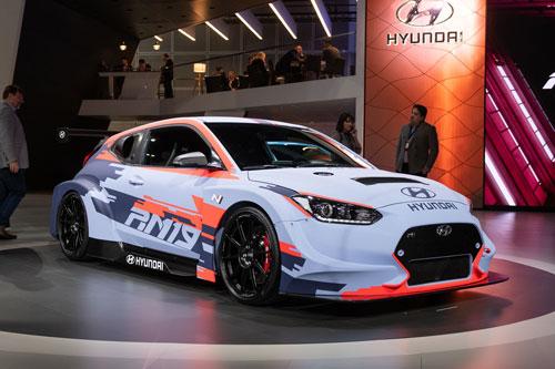 3. Hyundai RM19 Concept.