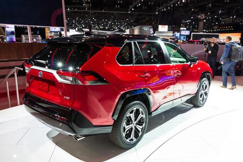 7. Toyota RAV4 Prime 2020.