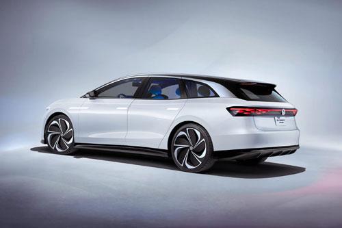 9. Volkswagen ID Space Vizzion Concept.