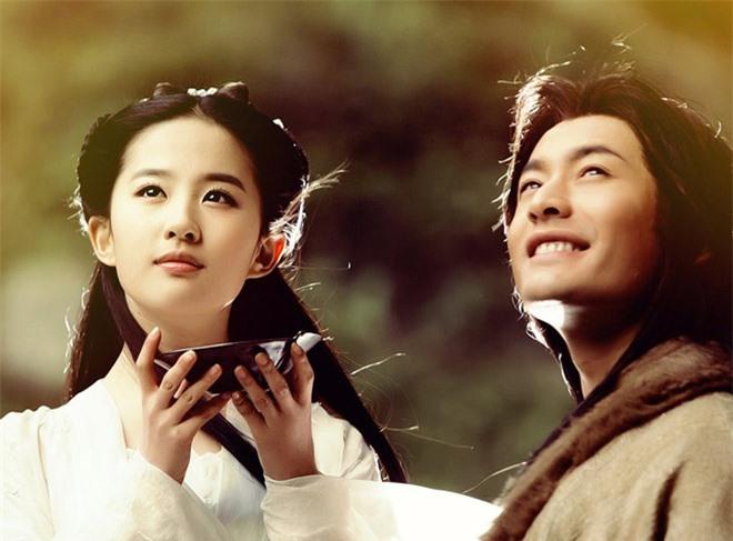 """Cặp đôi đẹp, lợi hại nhất Kim Dung: """"Cửu âm, Ngọc nữ"""" tuyệt thế võ lâm - 2"""