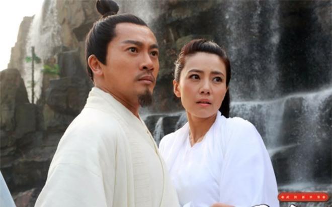 """Cặp đôi đẹp, lợi hại nhất Kim Dung: """"Cửu âm, Ngọc nữ"""" tuyệt thế võ lâm - 3"""