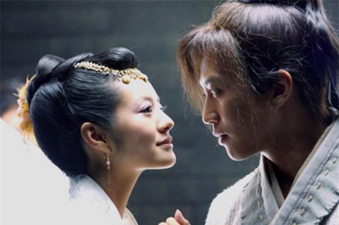 """Cặp đôi đẹp, lợi hại nhất Kim Dung: """"Cửu âm, Ngọc nữ"""" tuyệt thế võ lâm - 4"""