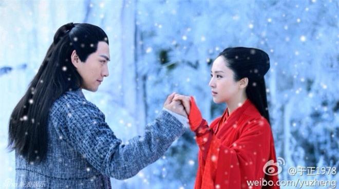 """Cặp đôi đẹp, lợi hại nhất Kim Dung: """"Cửu âm, Ngọc nữ"""" tuyệt thế võ lâm - 5"""