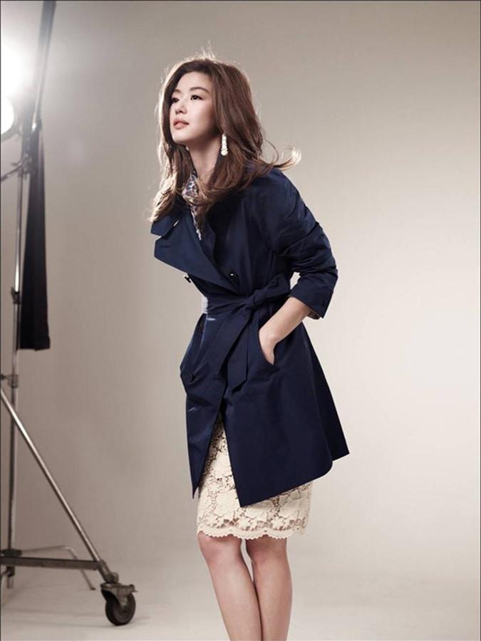 Cô nàng ngổ ngáo Jun Ji Hyun: Ngọc nữ vạn người mê thành con dâu gia tộc tài phiệt Hàn Quốc-10