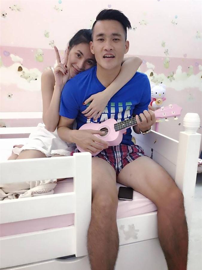 Khoanh khac ngot ngao tan chay cua Thuy Tien - Cong Vinh-Hinh-11