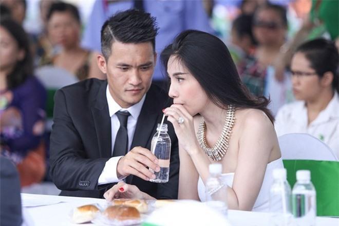 Khoanh khac ngot ngao tan chay cua Thuy Tien - Cong Vinh-Hinh-9