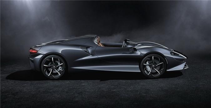 Sieu xe McLaren Elva mui tran gia gan 1,4 trieu USD hinh anh 2