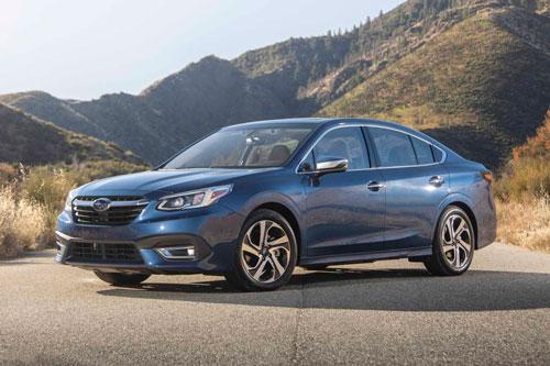 Subaru Legacy Touring XT 2020.