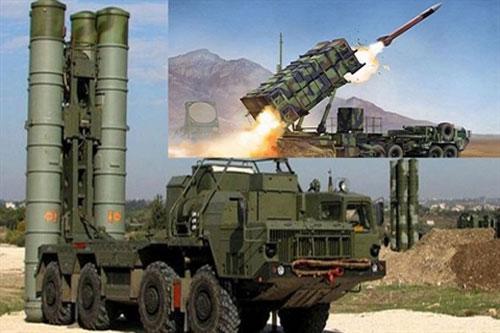 Mỹ đang ép Thổ Nhĩ Kỳ phải bỏ S-400 Nga để mua Patriot của mình