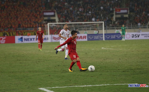 Quang Hải được CLB ở giải La Liga quan tâm và muốn chiêu mộ. (Ảnh: Lê Thành)