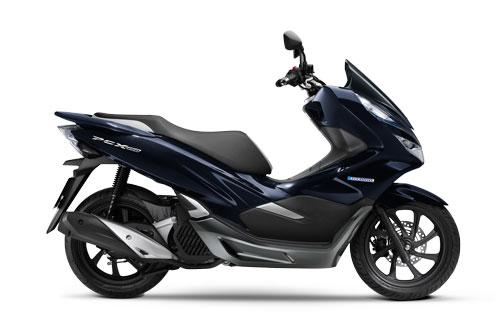 Honda PCX Hybrid.