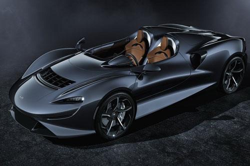 McLaren Elva.