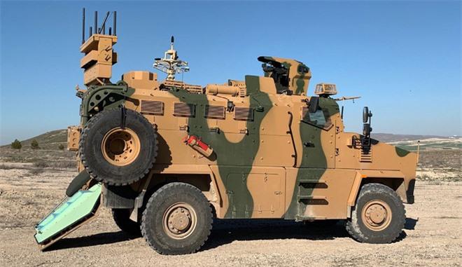 Biết thừa người Kurd sẽ trở mặt, Thổ Nhĩ Kỳ tung vào Syria vũ khí bí mật: Nga sững sờ - Ảnh 4.