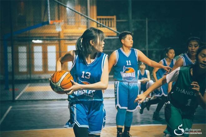 Các hot girl bóng rổ quen mặt với dân mạng - ảnh 6