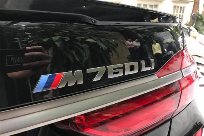 Can canh BMW M760Li xDrive hon 12 ty, dat nhat Viet Nam-Hinh-2