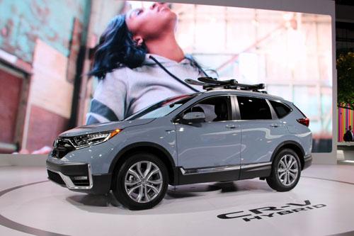 Honda CR-V 2020 phiên bản hybrid.