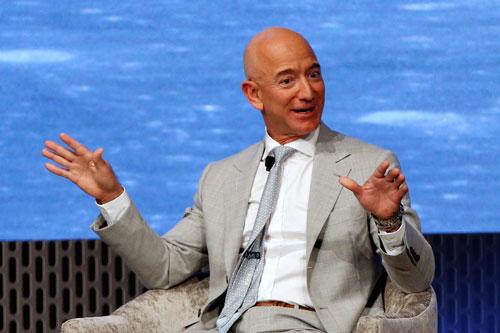 Jeff Bezos. Ảnh: Business Insider.