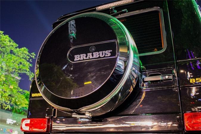 Chi tiet hang doc Brabus G850 nang cap tu Mercedes G-Class-Hinh-11