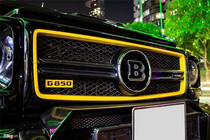 Chi tiet hang doc Brabus G850 nang cap tu Mercedes G-Class-Hinh-12