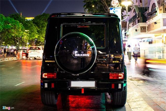 Chi tiet hang doc Brabus G850 nang cap tu Mercedes G-Class-Hinh-4