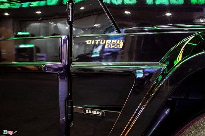 Chi tiet hang doc Brabus G850 nang cap tu Mercedes G-Class-Hinh-9