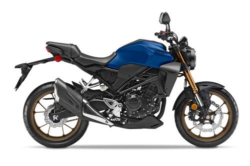 1. Honda CB300R 2020 (giá: 5.090 euro).
