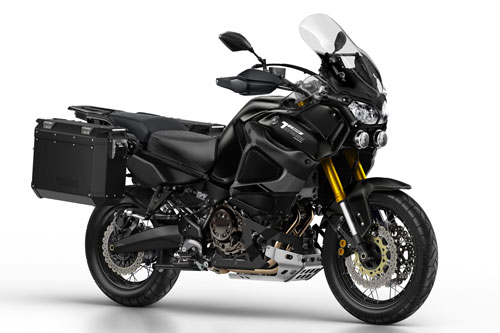 1. Yamaha XT1200ZE Super Tenere 2019 (giá: 15.999 euro).