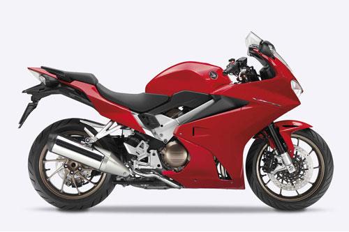 10. Honda VFR800F 2020 (giá: 13.290 euro).