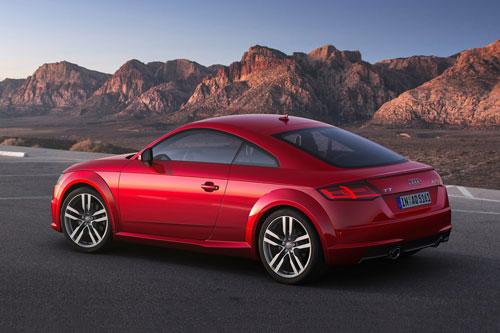 3. Audi TT (8,3/10 điểm).