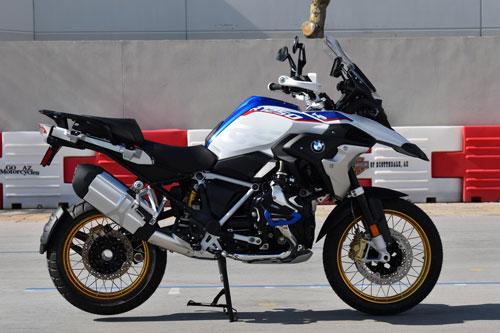 3. BMW R 1250 GS 2019 (giá: 16.960 euro).