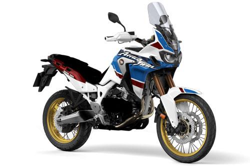 5. Honda CRF1000L2 Africa Twin Adventure Sports 2019 (giá: 8.199 euro).